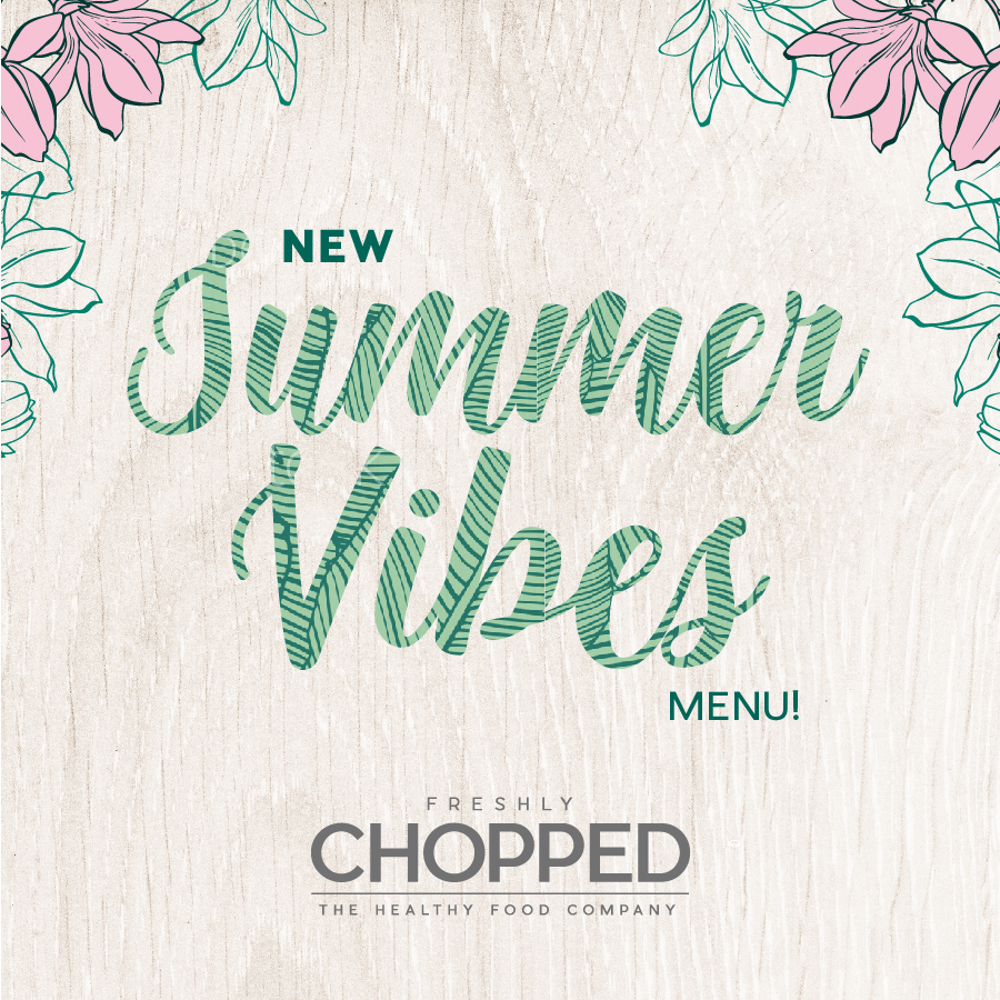 Chopped Summer Vibes