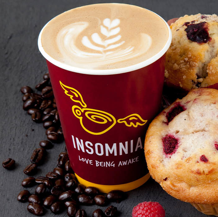 Insomnia Coffee Naas